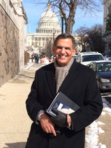 Dr. Russell Kridel in DC to meet with members of Congress